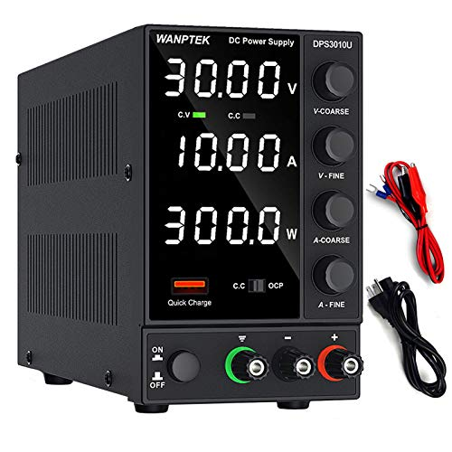 DC Power Supply Variable, Adjustable Switching...