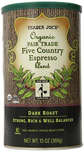 Five Country Espresso Blend