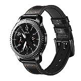 Nywing 時計ベルト 20mm 22mm 本革 時計バンド 本革ベルト 防水 レザー 腕時計ベルト メンズ サムスンバンド カシオベルト セイコー