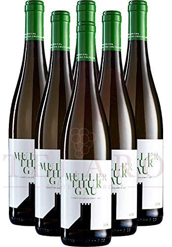 Muller Thurgau Colterenzio DOC 2019 Vino Aromatico Trentino Promo 6 Bottiglie Offerta
