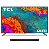 TCL 55' TV & Alto 6 Sound Bar