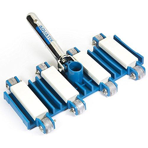Aqua tix Pro Pool Vacuum Head, 14