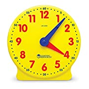 Learning Resources LER2095 Big Time Student Learning Clock