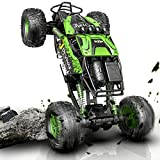 DEVIVAE RC Cars 2059 Remote Control Car for Kids Adults,1:12 All Terrain Monster Trucks for Boys,...