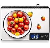 HOMEVER Balance Cuisine, 15kg Balance de Cuisine Electronique de...