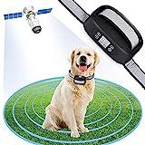 WIEZ GPS Wireless Dog Fence,ElectricDog Fence with GPS, Range 100-3300ft, Adjustable Warning...