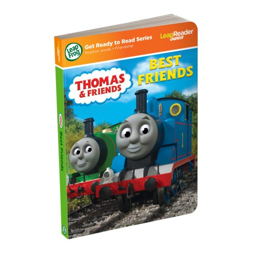 LeapFrog LeapReader Junior Book: Thomas & Friends: Best Friends (works with Tag Junior)