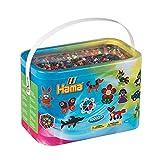 Hama - 202-67 - Loisirs Créatifs - Baril de 10000 Perles à Repasser - Taille...