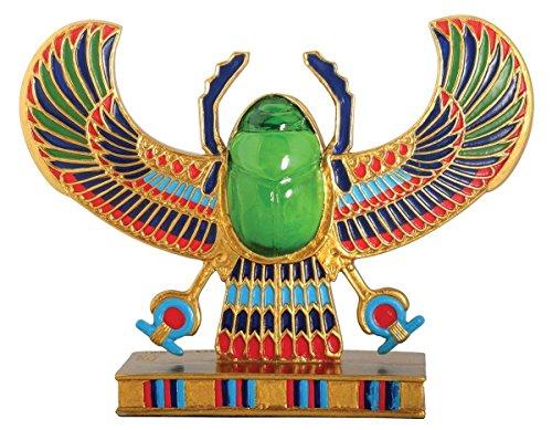 Figura decorativa de escarabajo
