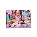 Nenuco - ¿Qué comemos hoy?, muñeco bebé con accesorios de comiditas y...