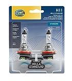 HELLA H11TB Standard-55W Standard Halogen H11 Bulbs, 12 V, 55W, 2 Pack