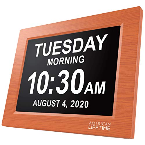 American Lifetime, Newest Version, Day Clock Extra Large...