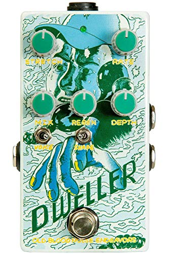 Old Blood Noise Endeavors Dweller Phaser Repeater FX Pedal