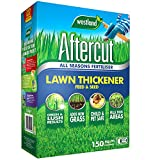 Aftercut 20400322 Lawn Thickener Feed and Seed, 150 m2, 5.25 kg, Green
