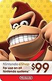 $99 Nintendo eShop Gift Card [Digital Code] (Software Download)