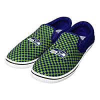 Officially Licensed Slip-on style Closed, round toe design Padded insole