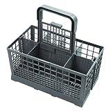 Spares4appliances - Cesto universal portacubiertos para lavavajillas, compatible con modelos...
