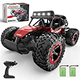 BEZGAR 17 Toy Grade 1:14 Scale Remote Control Car, 2WD High Speed 20 Km/h All Terrains Electric Toy...
