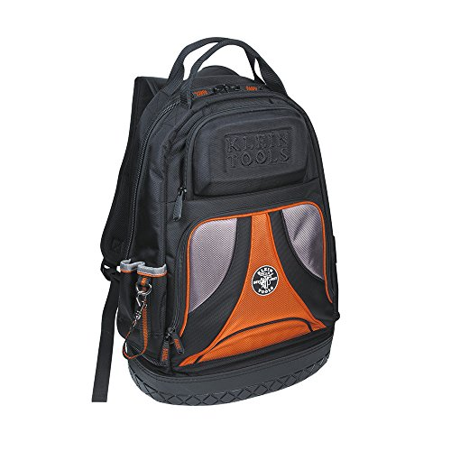 Klein Tools 55421BP-14 Backpack, Multi Tool Bag and Tool Carrier, Heavy...