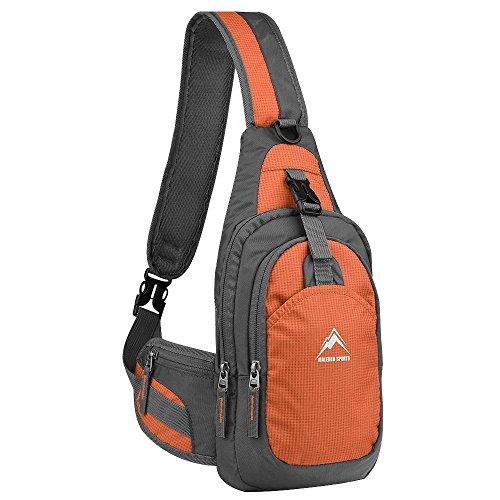 Sling Bag, Shoulder Backpack Chest Pack Causal Crossbody...