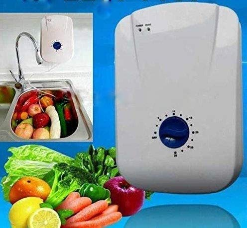ARG AROGYA Ozonizer Multifunctional Machine For Meat And Vegetable Cleaning with Ozone Output Of...