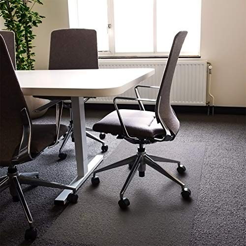 51x5o7t1caL - The 7 Best Chair Mats for Carpets: Extend the Life of Your Carpets with These Chair Mats