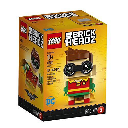 LEGO BrickHeadz Robin 41587 Building Kit