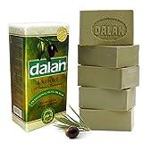 Natürlich 100% Reines Olivenöl Seife Dalan Turkish Bad Handgefertigt Pute X 10 Stangen