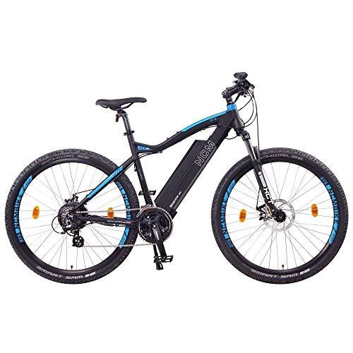 NCM Moscow Bicicleta eléctrica de montaña, 250W, Batería 48V 13Ah...