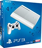Console PS3 Ultra slim 500 Go blanche