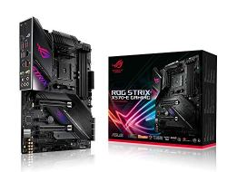 Asus ROG Strix X570-E Gaming ATX Motherboard with PCIe 4.0, Aura Sync RGB Lighting, 2.5 Gbps and Intel Gigabit LAN, WIFI 6 (802.11Ax), Dual M.2 with Heatsinks, SATA 6GB/S and USB 3.2 Gen 2