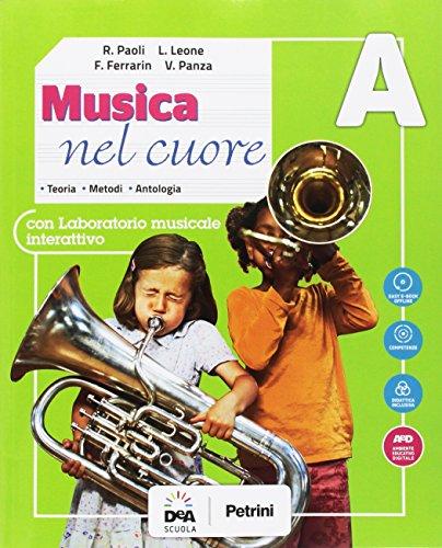 Musica nel cuore. Per la Scuola media. Con e-book. Con espansione online. Con Libro: BES. Con...