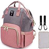 Diaper Bag Backpack, Dokoclub Organizer Baby Bags, Insulated Waterproof Travel Backpack, Large...