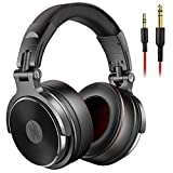 OneOdio Adapter-Free Over Ear Headphones for Studio Monitoring and Mixing, Sound Isolation, 90°...