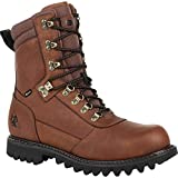 Rocky Ranger Waterproof 800G Insulated Outdoor Boot Size 9.5(W) Brown