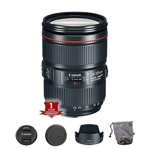 Canon EF 24–105mm f / 4l is II USMレンズ(国際モデル) (保証なし