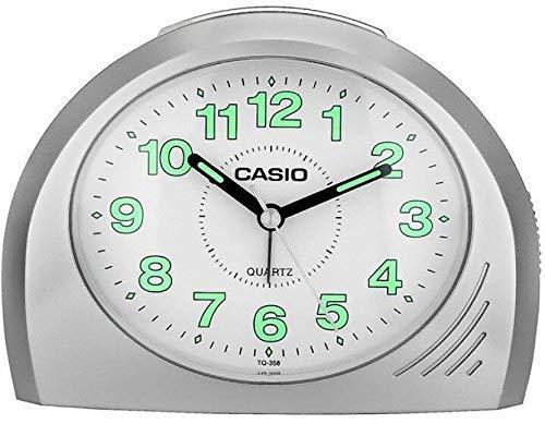 Casio Table clock Analog Round Dial Watch TQ-358-8DF(AC29)