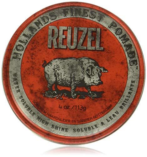 REUZEL Hair Pomade, Red, 4 oz