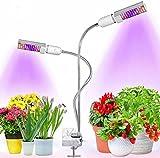 Bozily 45W Lampe Plante LED Horticole Lumières de Plantes à Spectre...