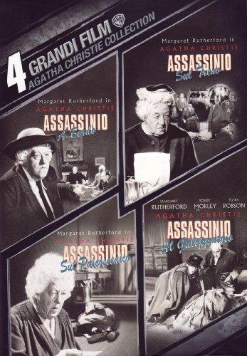 Agatha Christie Collection (Box 4 Dvd Grandi Film)