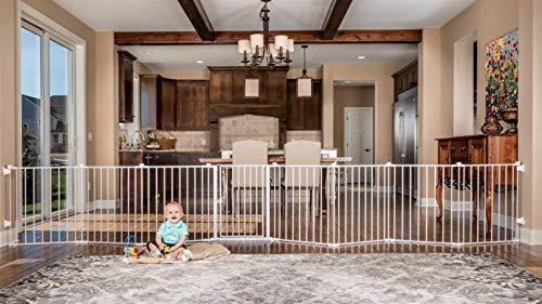 Regalo 192-Inch Super Wide Adjustable Baby Gate...