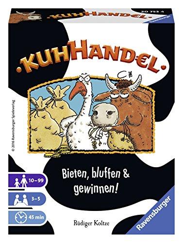 Ravensburger Kartenspiele 20753 - Kuhhandel