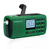 Retekess HR11S AM/FM/SW Radio Camping Solaire Urgence...