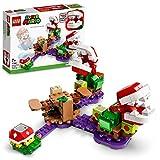 LEGO 71382 Super Mario La Sfida Rompicapo della Pianta Piranha