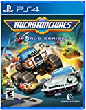Micro Machines World Series - PlayStation 4 (Video Game)
