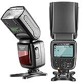 Neewer NW561 LCD Display Flash Speedlite per Canon Nikon Panasonic Olympus...