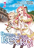 Demon Lord, Retry! (Manga) Volume 2 (English Edition)