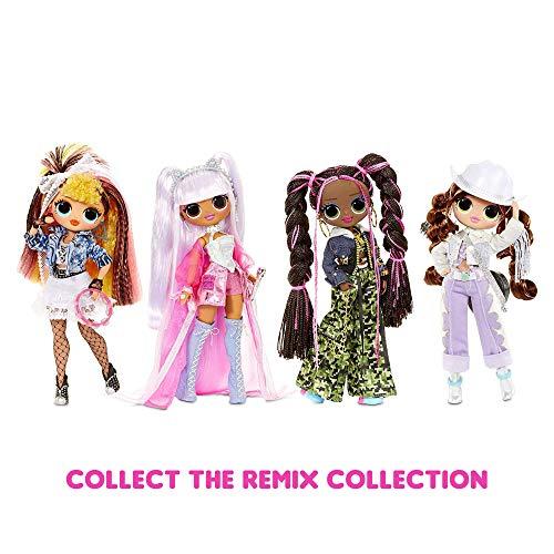 Image 5 - LOL Surprise OMG Remix - Avec 25 Surprises - A collectionner Poupée mannequin, Vêtements & Accessoires - Kitty K