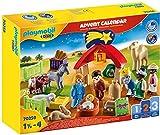 Calendario dell'Avvento Playmobil - Presepio 1,2,3