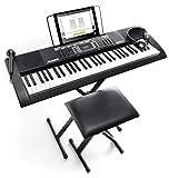 Alesis Melody 61 MKII - Clavier Électronique Portable 61 Touches avec des...